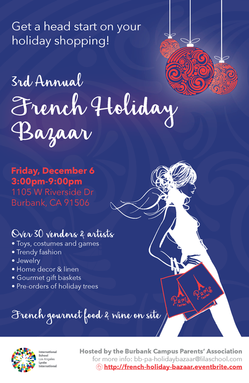 French Holiday Bazaar